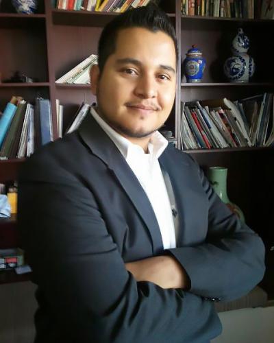 Marco Castillo - Director of Marketing